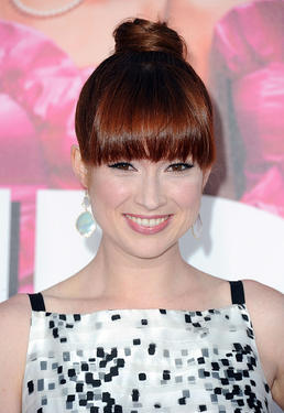Ellie Kemper at the California premiere of &quot;Bridesmaids.&quot;